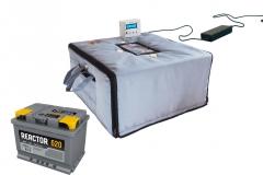 Incubadora de huevos Broody Micro Battery