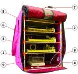 Zoom 42X4 — увлажнитель инкубатора на 164 яйца
