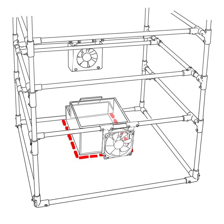 Humidifier incubator Broody ZOOM