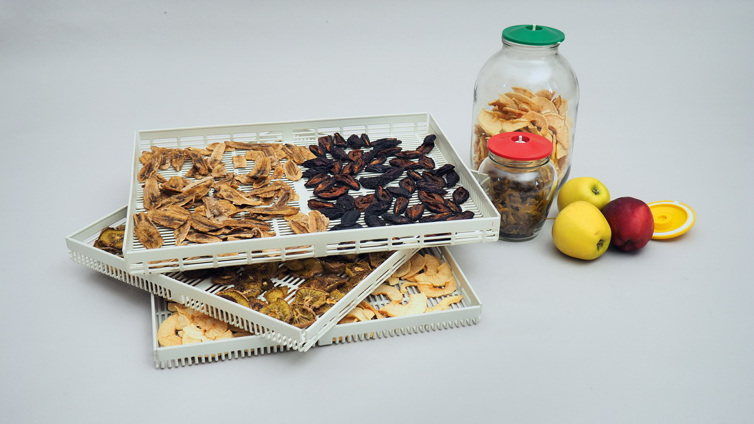 Обзор сушилки для фруктов, овощей, грибов, рыбы, мяса, ягод Broody AKUMA 450