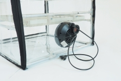 Dehydrator for fruits, vegetables, meat, fish, mushrooms