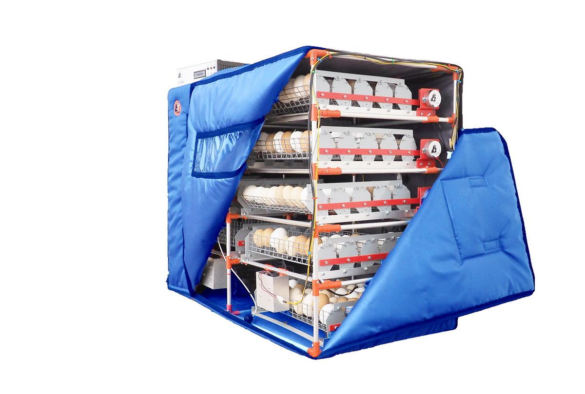 Инкубатор на 400 яиц Broody MAXI 400
