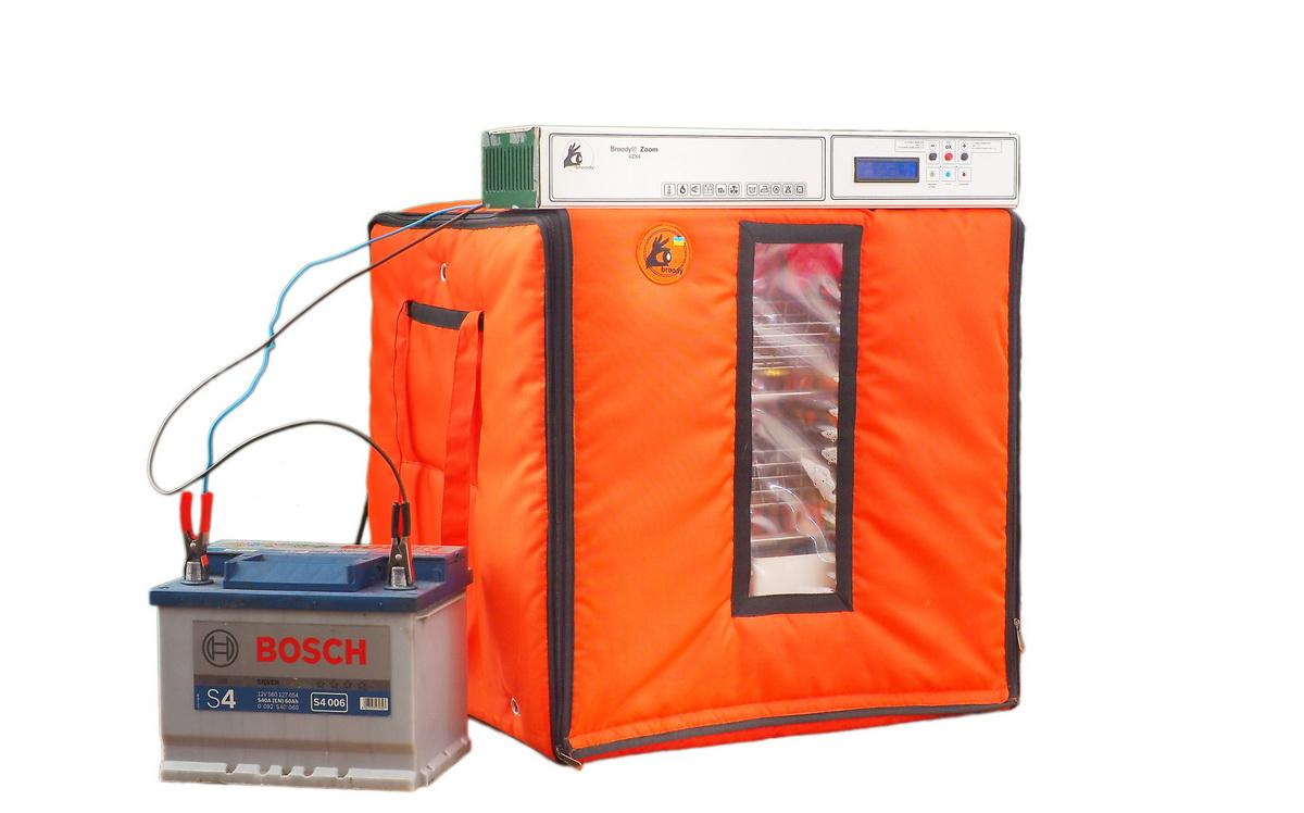 Home egg incubator Mini Zoom 90 Battery