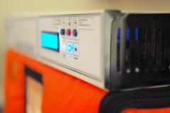 Inkubator jaj domowych Mini Zoom 90 Bateria