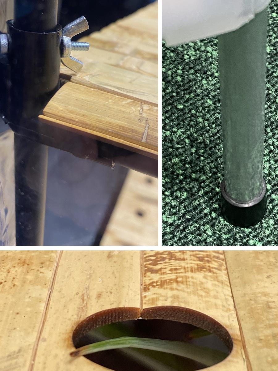 Mini_greenhouse shelves made bamboo_Sezam-XL-Bamboo
