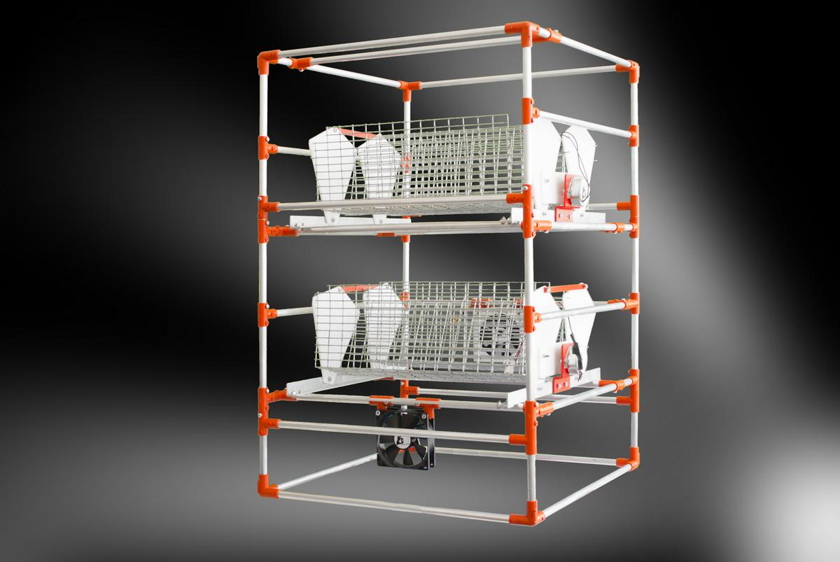 Инкубатор для страусиных яиц Zoom Straus 12