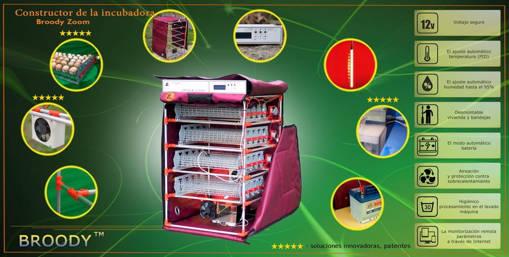 Mantenimiento automático de temperatura y humedad