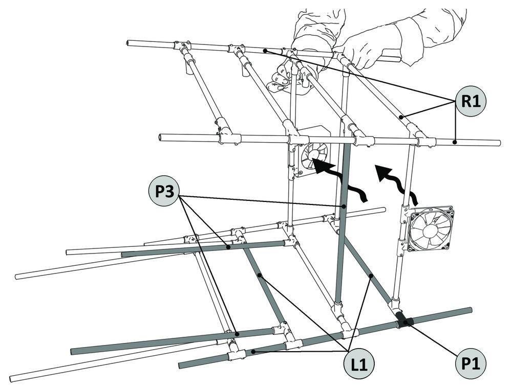 Construir incubadora Broody Zoom/Video