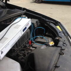 Блок управления инкубатором – зарядное устройство для аккумулятора