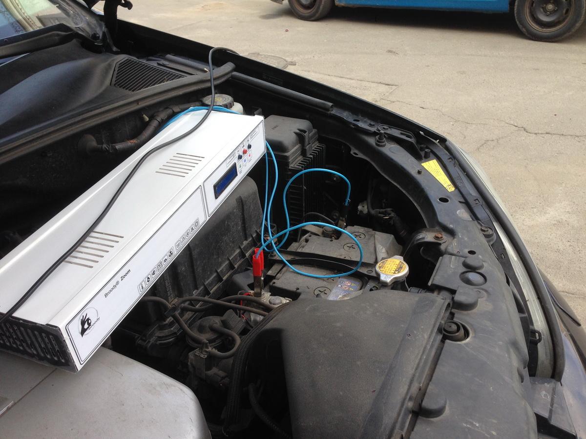 Sterownik inkubatora – ładowarka akumulatorów