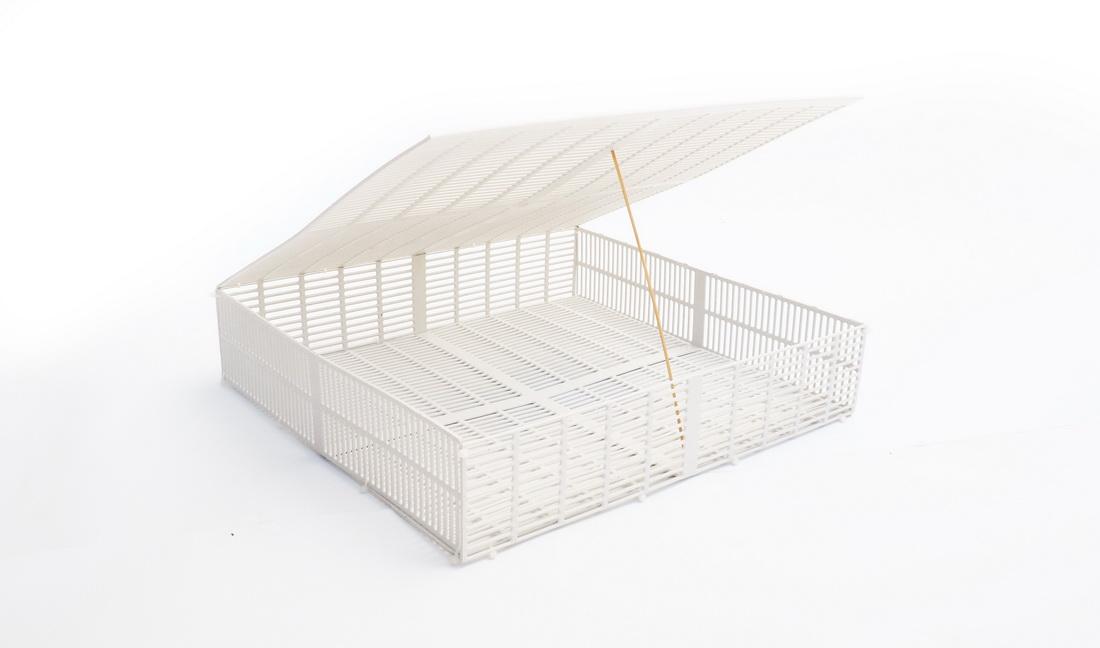 Poultry hatcher tray – HT50