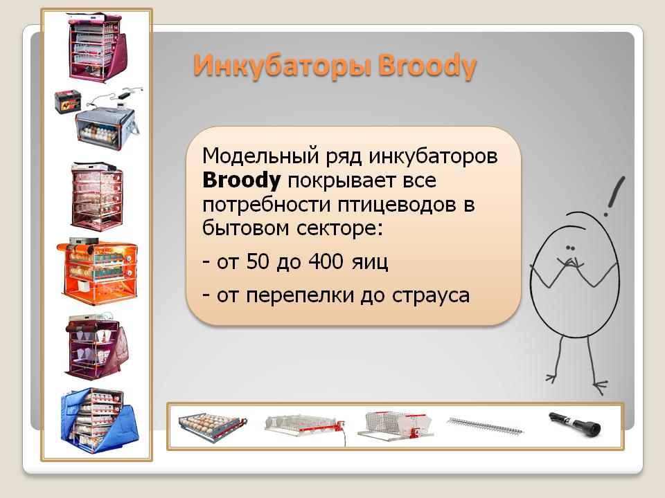 Торговая марка Broody